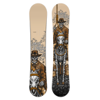 Deska snowboard Santa Cruz Hang'em High 2019