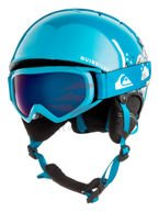 Juniorski zestaw Kask + Gogle Quiksilver The Game Empire (BQC1) 2018/19