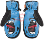 Rękawice THIRTY x Santa Cruz  SCREAMING MITT (Black) 2019/20