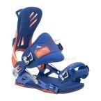 Wiązania snowboardowe SP Mountain Blue/Orange 2018/19