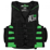 Kamizelka Neoprenowa Jet Pilot Strike 50N Black/Green 2018