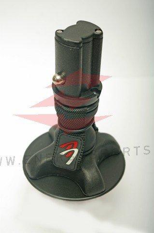 SALOMON SLAB XT 4 ADV Sneakers SHADOWBLUE trekking sneakers white X khaki X navy size: 28cm (Salomon)