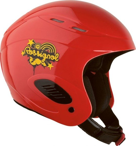 Kask Rossignol Comp Jr RED 2011