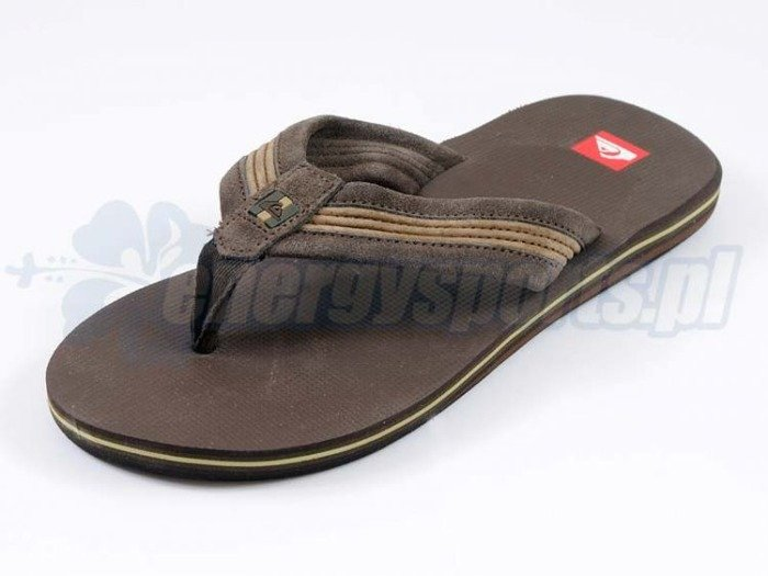 Klapki Quiksilver Pulse BROWN