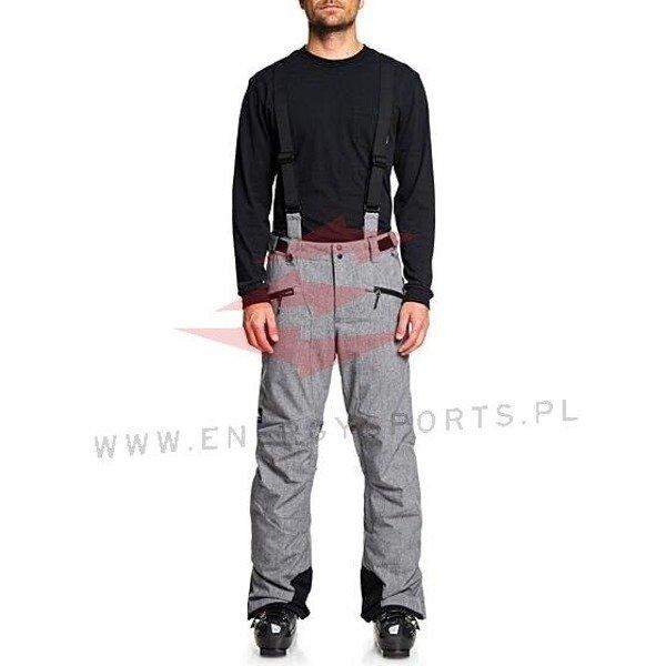 Męskie spodnie Quiksilver Boundry Plus EQYTP03114 (KVJ0